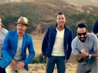 Backstreet Boys : Amoureux et écolos dans leur clip ''A World Like This''