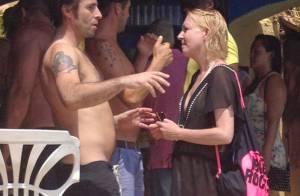 Liam Gallagher : Son mariage en ruines, le rockeur relax sous le soleil d'Ibiza
