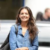 Katie Holmes : Naturelle et rayonnante, elle retrouve les plateaux