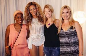 Beyoncé : Après son moment de solitude, elle encourage des éclopées