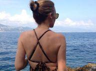 Kylie Minogue, 45 ans : Divine en maillot léopard pour ses vacances au soleil