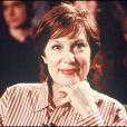 Bernadette Lafont dans l'émission Faut pas rêver en 1994
