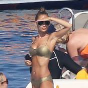 Nicole Richie à Saint-Tropez : James Bond Girl en bikini et maman poule