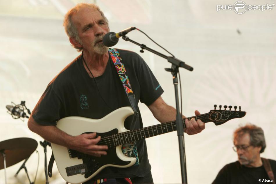 J. J. Cale et Eric Clapton à Dallas le 5 juin 2004.