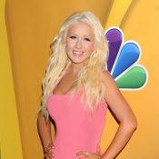 Christina Aguilera : Amincie et ultrasexy, la popstar se fait remarquer !