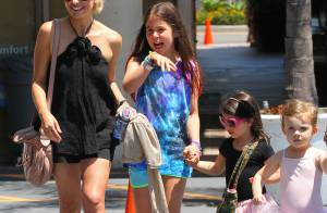 Sarah Michelle Gellar : Maman sexy avec sa petite Charlotte, adorable ballerine