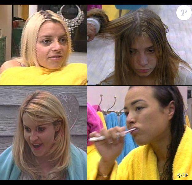 Les candidates de Secret Story 7 sans make-up !