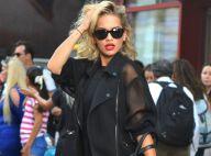 Rita Ora : Après Cara Delevingne, elle joue l'icône mode à New York