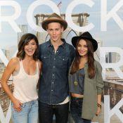 Vanessa Hudgens et son chéri Austin Butler s'éclatent à NY avec Jessica Szohr