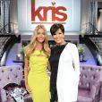 Denise Richards à l'émission de Kris Jenner, Kris, le 29 juillet 2013.