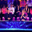 Le jury de  The Best : Le meilleur artiste  sur TF1, le vendredi 2 août 2013.