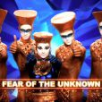 Les Fear of the Unknown dans  The Best : Le meilleur artiste  sur TF1, le vendredi 2 août 2013.