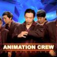 Animation Crew dans  The Best : Le meilleur artiste  sur TF1, le vendredi 2 août 2013.