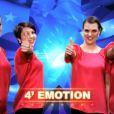 Les 4'Emotion dans  The Best : Le meilleur artiste  sur TF1, le vendredi 2 août 2013.
