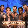 La Very Bad Team dans  The Best : Le meilleur artiste  sur TF1, le vendredi 2 août 2013.