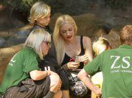 Gwen Stefani : Une touriste stylée à Londres, entre zoo et balade romantique