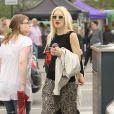 Gwen Stefani, une touriste stylée à Londres, le 2 août 2013.