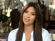 Kim Kardashian déjà amincie : Première apparition de la star depuis bébé !