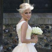 Pixie Lott : Une demoiselle d'honneur chic pour le mariage de sa soeur