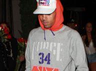 Chris Brown : Prison et boîte de nuit dans la même journée, il déprime