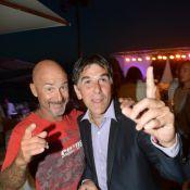 Tex et Vincent Lagaf' : Déchaînés à Saint-Tropez avec leur ami Marcel Campion