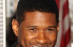 Usher : Son fils de 5 ans toujours à l'hôpital mais il se dit ''reconnaissant''