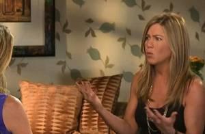 Jennifer Aniston très agacée par les questions autour du futur bébé