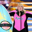 Rebel Wilson aux Teen Choice Awards 2013 au Gibson Amphitheatre de Los Angeles, le 11 août 2013.