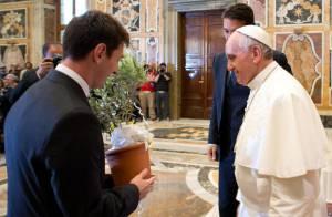 Lionel Messi et Gianluigi Buffon : Les stars du foot reçues par le pape François