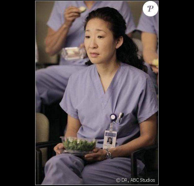 Sandra Oh dans Grey's Anatomy.