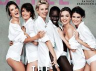 Anniversaire du calendrier Pirelli : Alessandra Ambrosio et Miranda Kerr sexy
