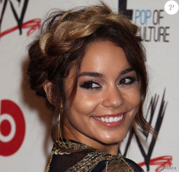 Vanessa Hudgens lors de la soirée Superstars For Hope à Los Angeles, le 15 août 2013.