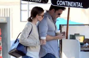 Jennifer Garner : Tendre avec Ben Affleck, et de retour chez le médecin...