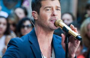 Robin Thicke a-t-il copié Marvin Gaye ? Son tube Blurred Lines sur le gril...