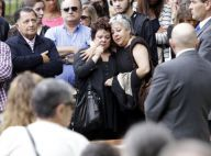 Obsèques de Rosalia Mera : Sandra, Amancio, Luz Casal réunis, un chagrin immense