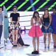 Lea Michele aux Teen Choice Awards, le 11 août 2013, à Los Angeles.