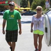 Britney Spears : Amoureuse, elle profite de son boyfriend loin des MTV VMA...