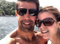Athina Onassis et Doda toujours fous d'amour après dix ans, complices à Gijon