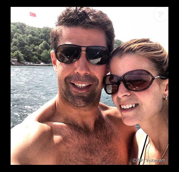 Athina Onassis et son mari Doda ont affiché leur amour sur Instagram lors de leurs vacances en Turquie en août 2013