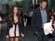 Nabilla, sexy et très décolletée, se la joue Kim Kardashian auprès de Thomas