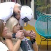 Secret Story 7 : Vincent et Stéphanie surpris par Alexia dans la love room !