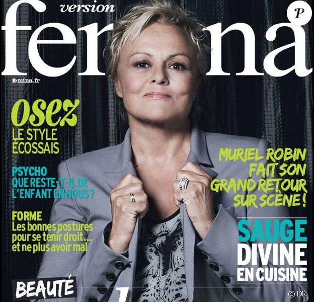 Version Femina du 1er septembre 2013.