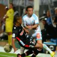 Photo du match OM-AS Monaco (1-2) le 1er septembre 2013 à Marseille.