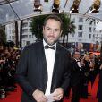 Bruce Toussaint au 66e Festival de Cannes, le 15 mai 2013.