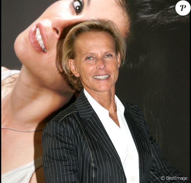 Christine Ockrent à Paris, septembre 2010.