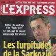 Couverture du magazine Le Point du 5 septembre 2013