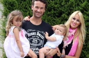 Carlos Moya avec sa belle Carolina et leurs enfants : Son plus bel anniversaire