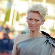Deauville 2013: Tilda Swinton devant les superbes Lou Doillon et Mélanie Bernier