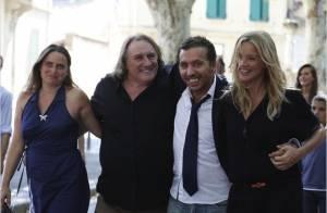Virginie Efira, jeune maman radieuse et ''Invincible'' avec Gérard Depardieu