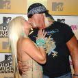 Hulk et Linda Hogan
